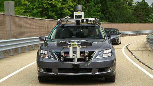 Lexus ist für das Thema autonomes Fahren im Toyota-Konzern zuständig.