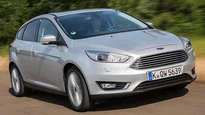 Ein Weltauto - der Ford Focus.