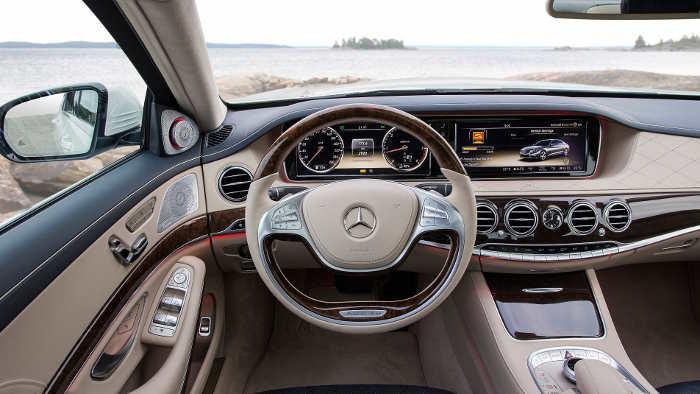 Mercedes S 350 BlueTec