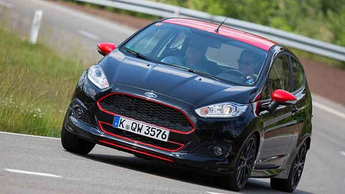 Ford Fiesta Sport mit stärkstem Ecoboost-Dreizylinder