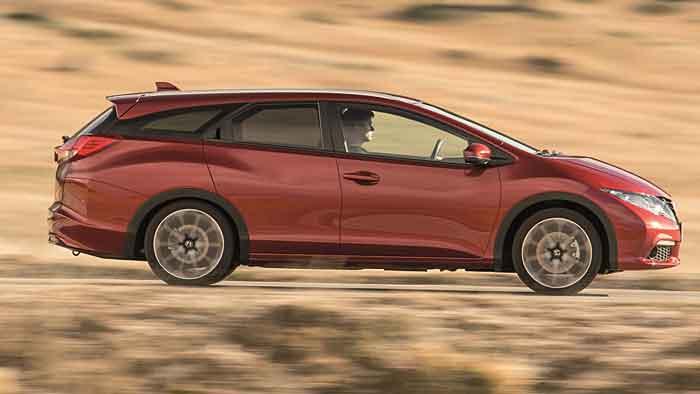 Der Honda Civic Tourer ist mit dem neuen Diesel äußerst sparsam unterwegs.