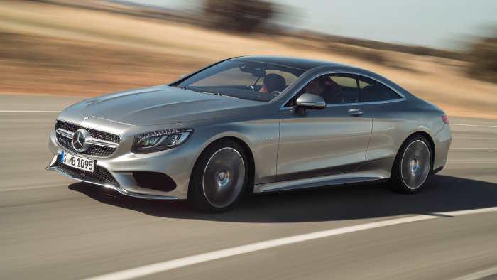 Im September kommt das Coupé der Mercedes S-Klasse auf den Markt.
