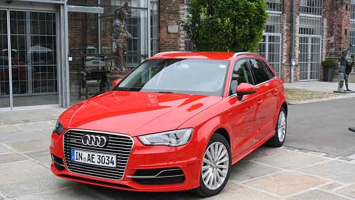 Audi bringt den ersten Plugin-Hybriden des Unternehmens auf den Markt.