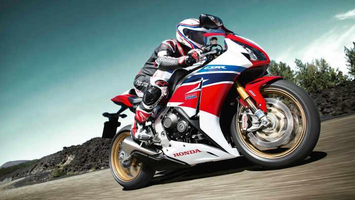 Die SP-Variante der Honda Fireblade leistet fast 200 PS.