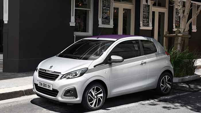Peugeot hat den 108 fast völlig neu konzipiert.