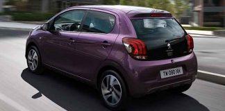 Der Peugeot 108 trägt zum guten Ergebnis bei