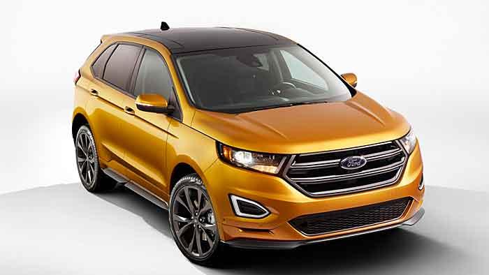 Der Ford Edge avanciert zum neuen Flaggschiff der Marke.