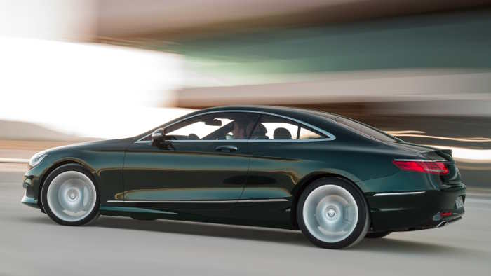 Die Mercedes S-Klasse soll das leiseste Serienauto sein.