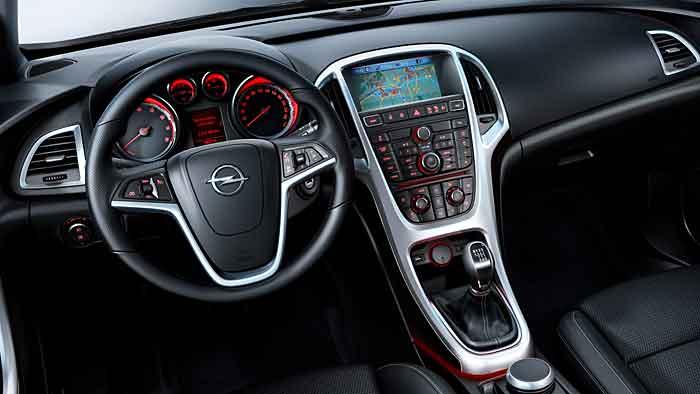 Der Opel Astra ist mit dem neuen Diesel besonders leise unterwegs.