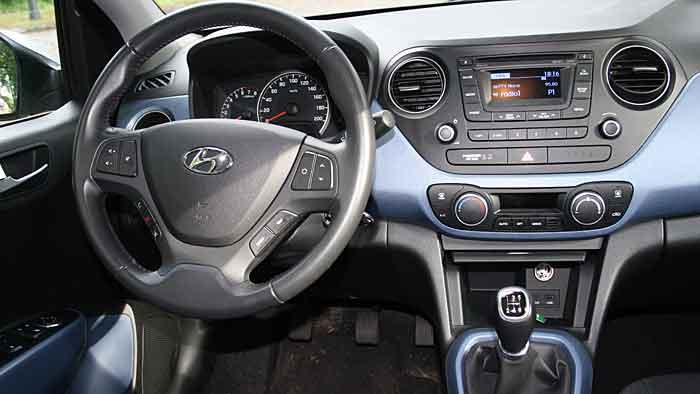 Der Hyundai i10 überzeugt nicht nur durch seine Agilität.