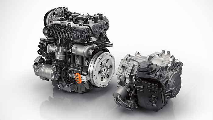 Volvo setzt beim XC90 auf zwei Motoren.