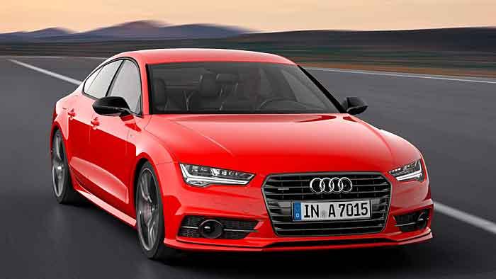 Audi feiert mit A7 Sportback Diesel-Jubiläum