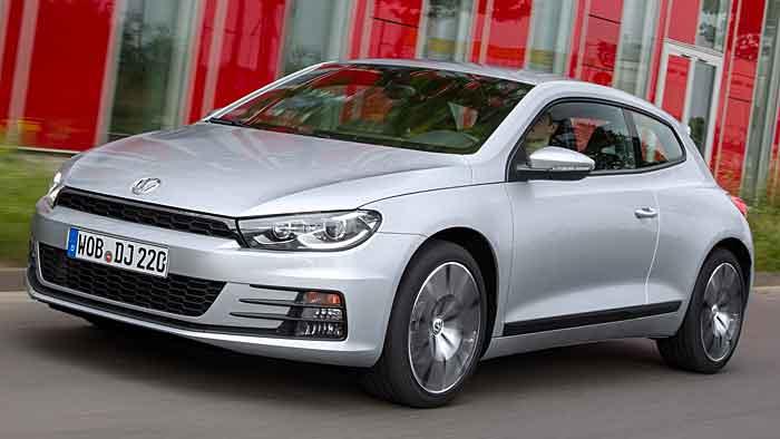 VW hat den Scirocco vor allem technisch überarbeitet.