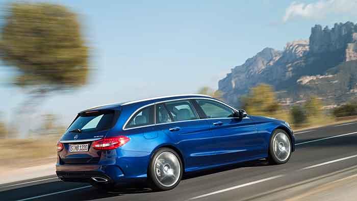 Mercedes reichert das T-Modell der C-Klasse ordentlich mit neuer Technik an.