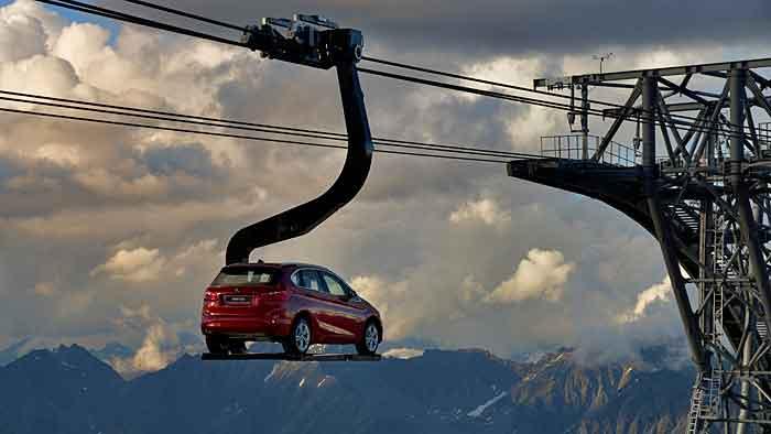 BMW geht mit dem 2er Active Tourer neue Wege.
