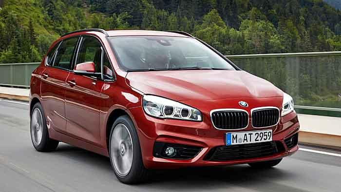 BMW hat beim 2er Active Tourer mit seiner Tradition gebrochen.