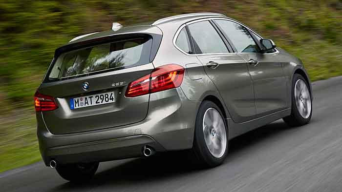 Der BMW 2er Active Tourer soll den Absatz weiter beflügeln.