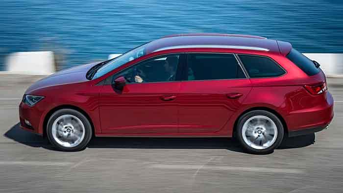 Der Seat Leon ST 4Drive verfügt über Grip in fast jeder Lage.
