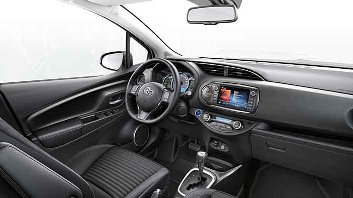 Toyota hat dem Yaris die neue Designsprache verpasst.