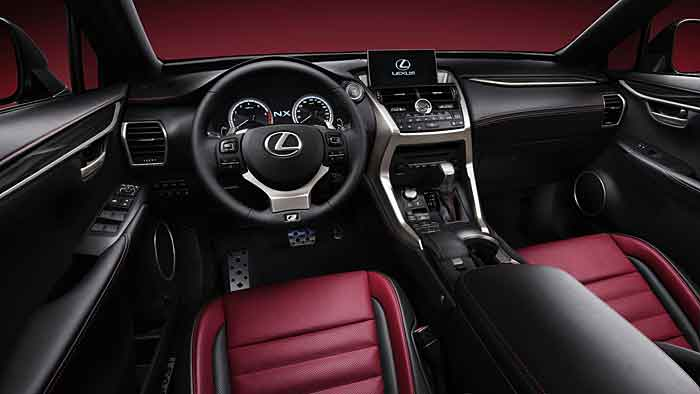 Der Lexus NX soll polarisieren - und polarisiert.
