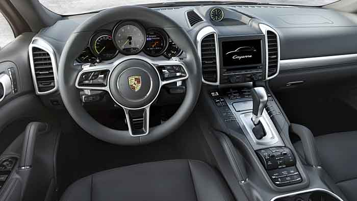 Porsche bringt den Cayenne erstmals als Plugin-Hybrid.