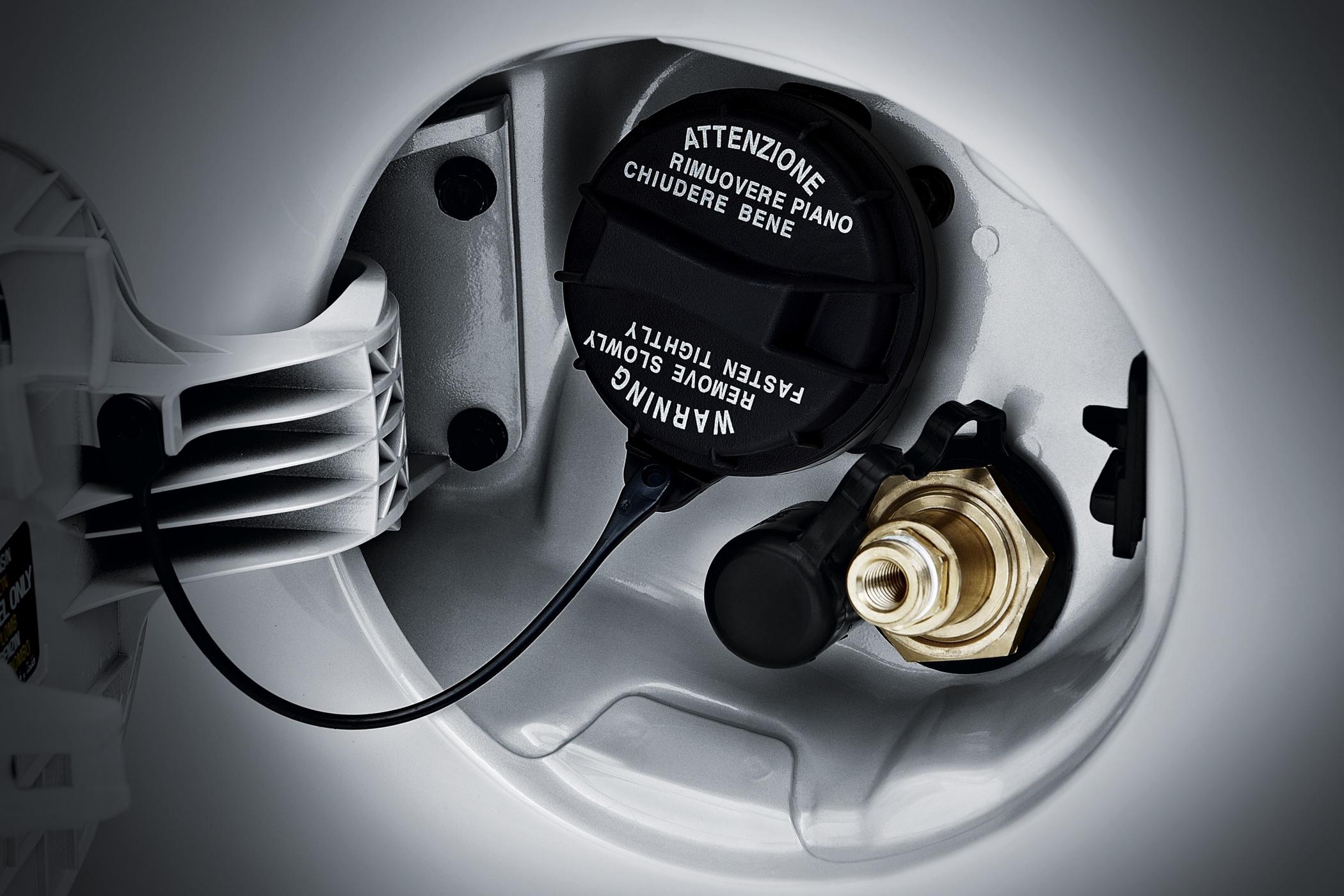 Ungewöhnlich im Kleinstwagensegment: Kia bietet den Picanto auch mit Flüssiggas an.