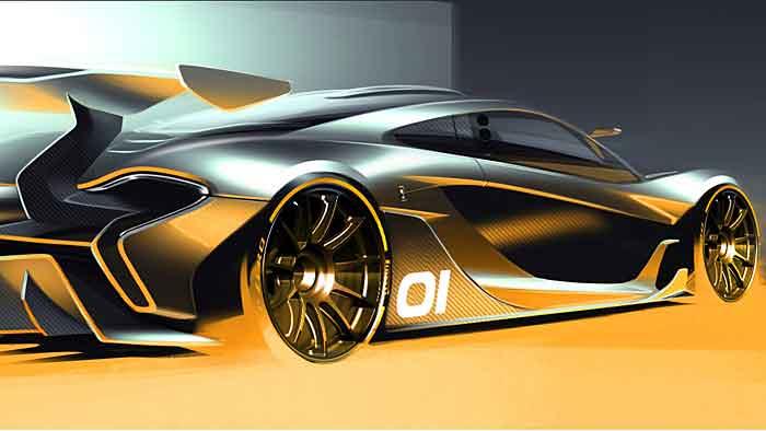 McLaren P1 GTR: Teuerster Zweitwagen der Welt