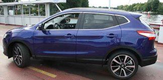 Nissan erwaeitert das Motorenangebot beim Qashqai