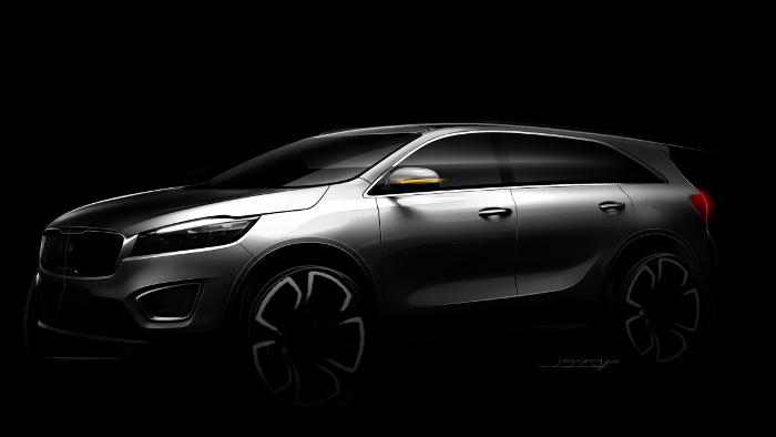 Kia Sorento: Weniger SUV, mehr Crossover