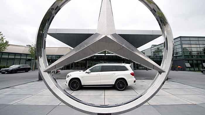 Das Daimler-Werk in Sindelfingen wird modernisiert.