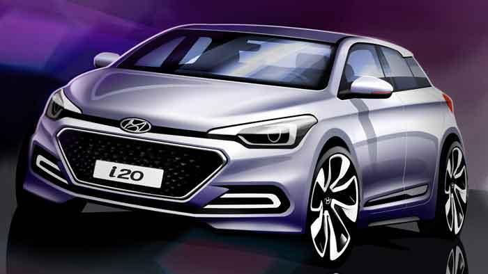 Der neue Hyundai i20 feiert Weltpremiere in Paris.