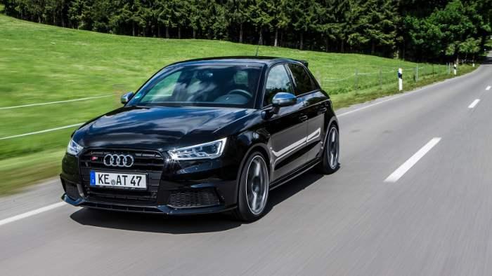 Der Audi Abt S1 leistet 310 PS.
