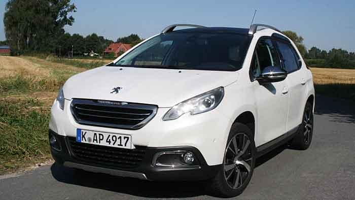 Der Peugeot 2008 bietet gute Kompromisse für Stadt und Land.