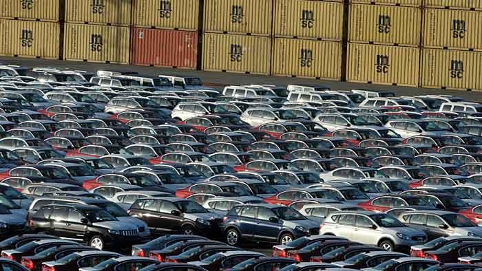 In Europa werden wieder mehr Autos abgesetzt.