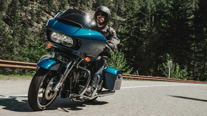 Harley-Davidson lässt die Road Glide auferstehen