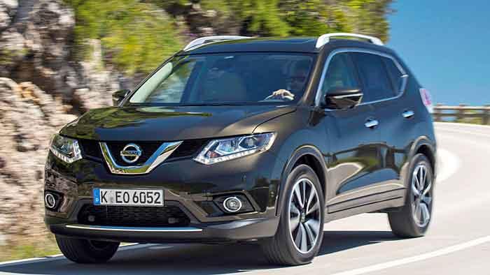 Der Nissan X-Trail wurde völlig neu aufgelegt.