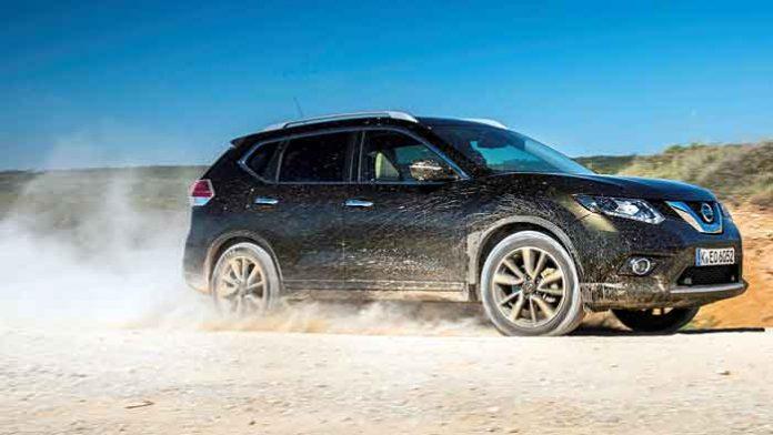 Der Nissan X-Trail meisterte auch die Tests vom EuroNCAP.