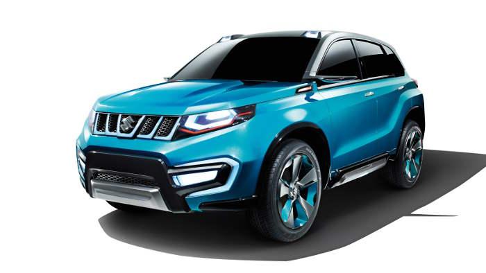 Neuer Kompakt-SUV von Suzuki