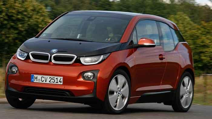 BMW i3: Ohne Zittern bis zum Ziel