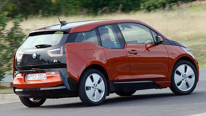 Der BMW i3 - ein Verkaufsrenner ist das Elektrofahrzeug nicht.