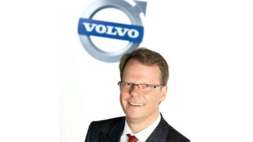 Peter Mertens ist Entwicklungsvorstand bei Volvo.