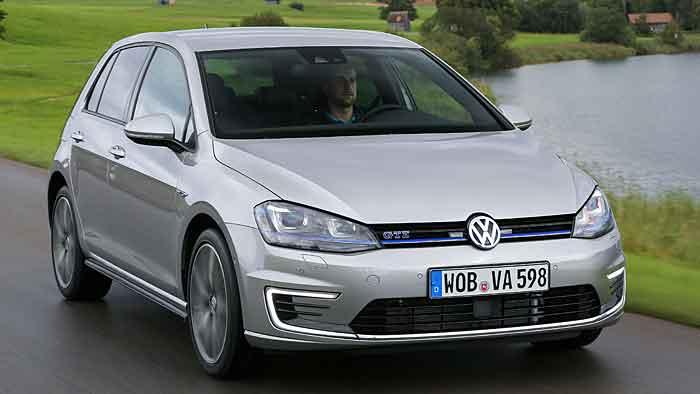 VW Golf GTE: Die Vorsatz-Alternative
