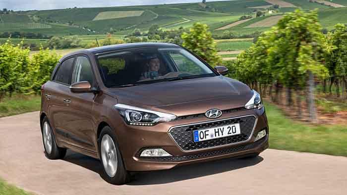 Der Hyundai i20 kommt als Sondermodell auf den Markt.