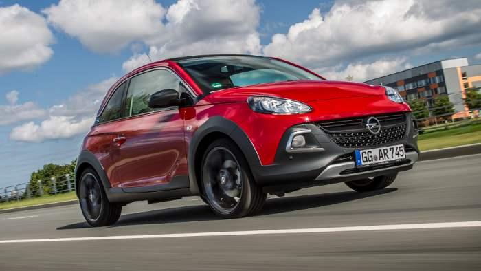 Der Opel Adam Rocks kommt im September.