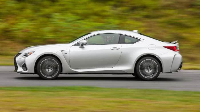 Der Lexus RC-F bläst zum Angriff auf BMW und Co..