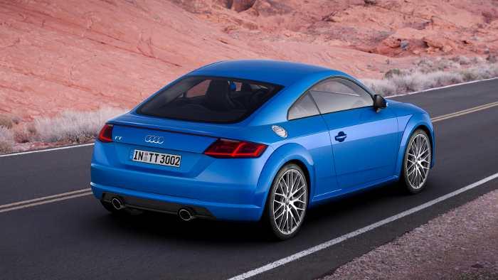 Der Einstieg für den Audi TT wird günstiger.