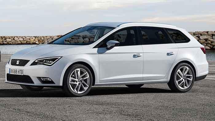 Der Seat Leon ST TGI benötigt rund 3,5 Kilo Erdgas für 100 Kilometer.