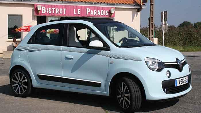 Der Renault Twingo ist das aktuellste Modell der Franzosen.