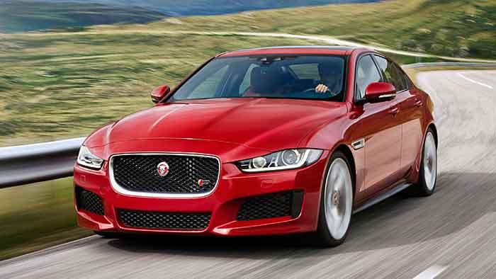 Jaguar hat die Preise für den neuen XE bekannt gegeben.