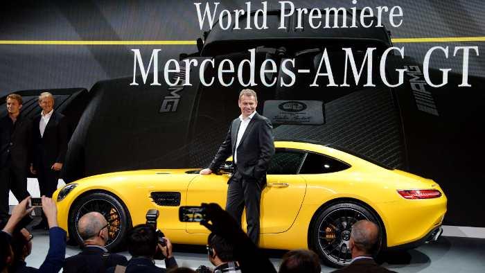 Mercedes-AMG_Chef Tobias Moers und der neue GT